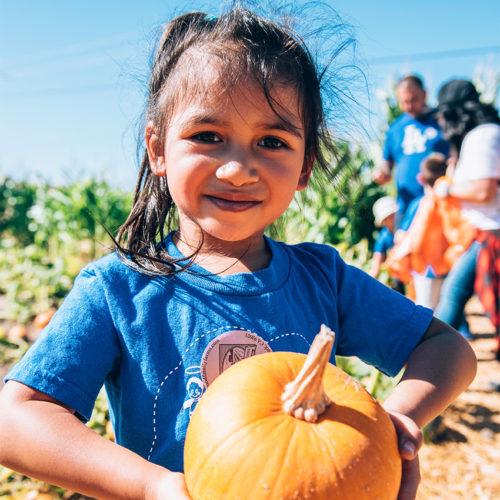 Little Angels Underwood 2019 Pumpkin Patch field trip